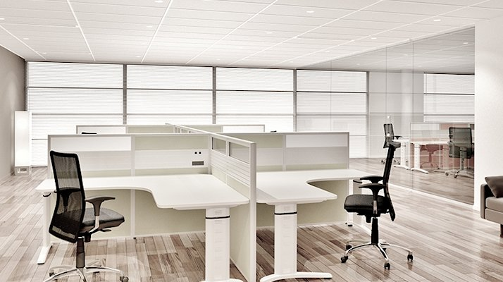 office workstations Melbourne